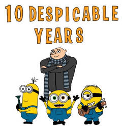 Despicable Me (10 Despicable Years)