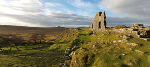 Dartmoor ruins