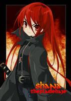 Flamehaze Shana