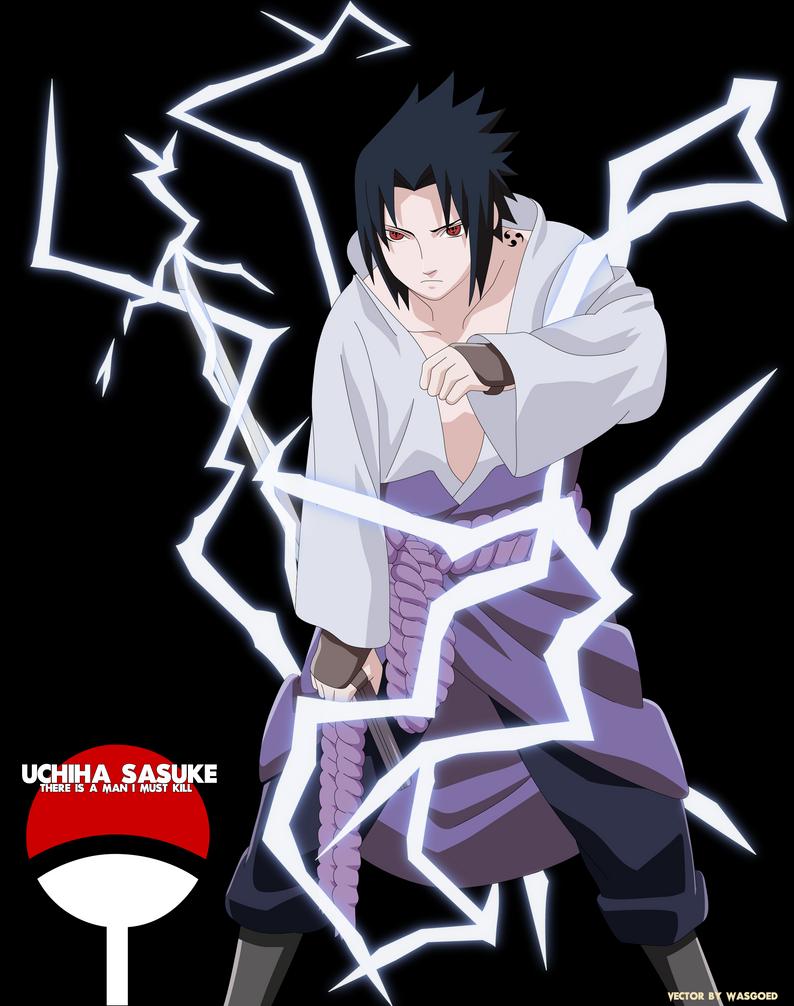 Uchiha Sasuke by wasgoed on DeviantArt