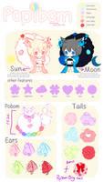 Popibom Species :: Guide by MissPudra