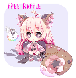 Popibom Species :: Raffle WINNER..