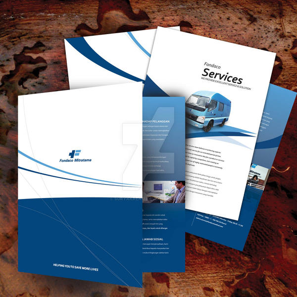 Fondaco Company Profile by SuryaKreasi