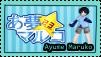 Ayume Maruko Stamp by NickLonelyGuy