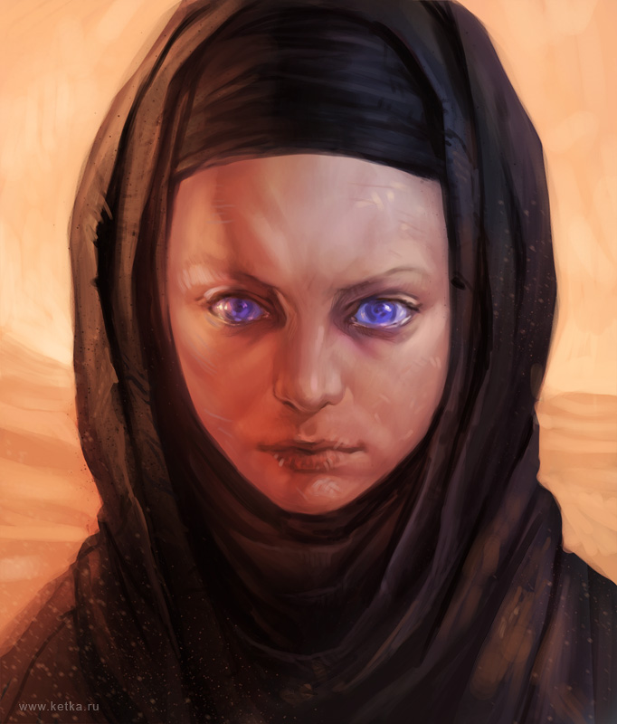 Alia - Children of Dune by Ketka