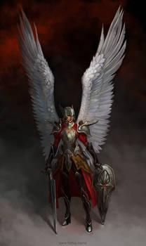angel by Ketka