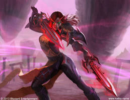 Seres, Timewalker Assassin by Ketka