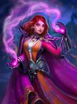Occult conjurer