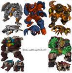 Beast Wars Sourcebook 3
