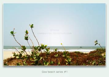 Goa beach series 1 by comparsian