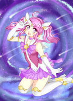 Star Guardian Lux - League of Legends by J3ny-Sama
