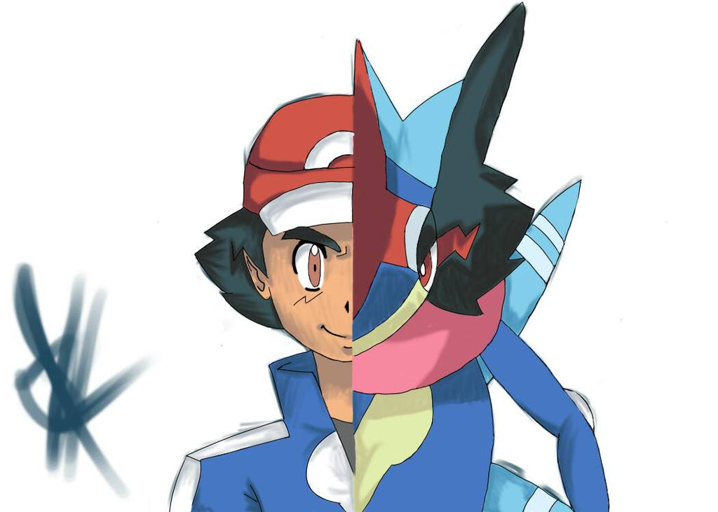 Greninja Pokemon Ash Images
