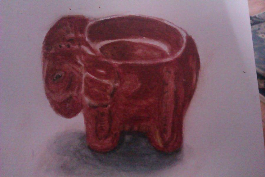 Elephant by Nepal-Twilight