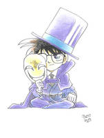 Detective Conan 005 by peaceelectronics