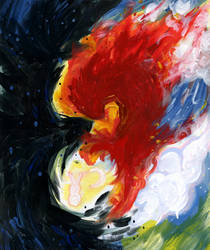 Battle of the Mind by pazu-guy