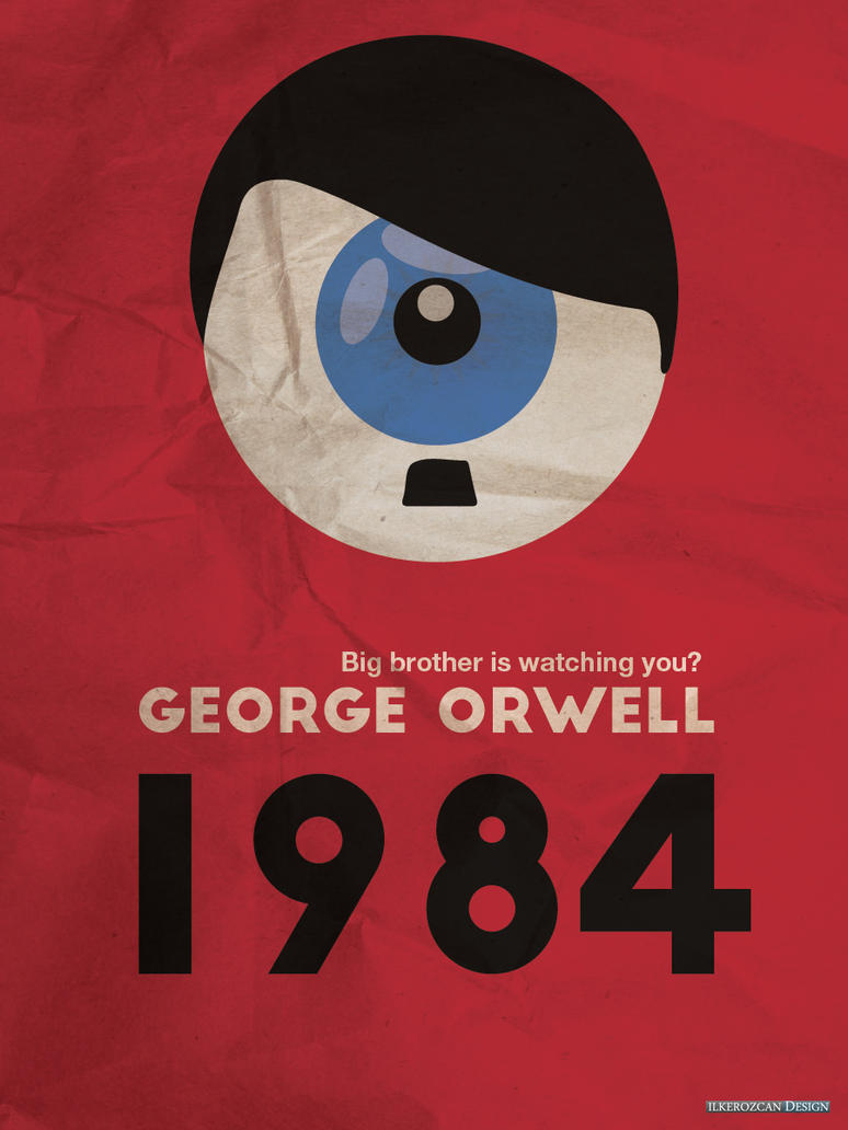 1984 by george orwell a great Argument: george orwell's book 1984 has influenced a great number of this newspaper's readers because after surveying one thousand readers of the news paper, 1984 came in second (to the bible) as the most influential in.