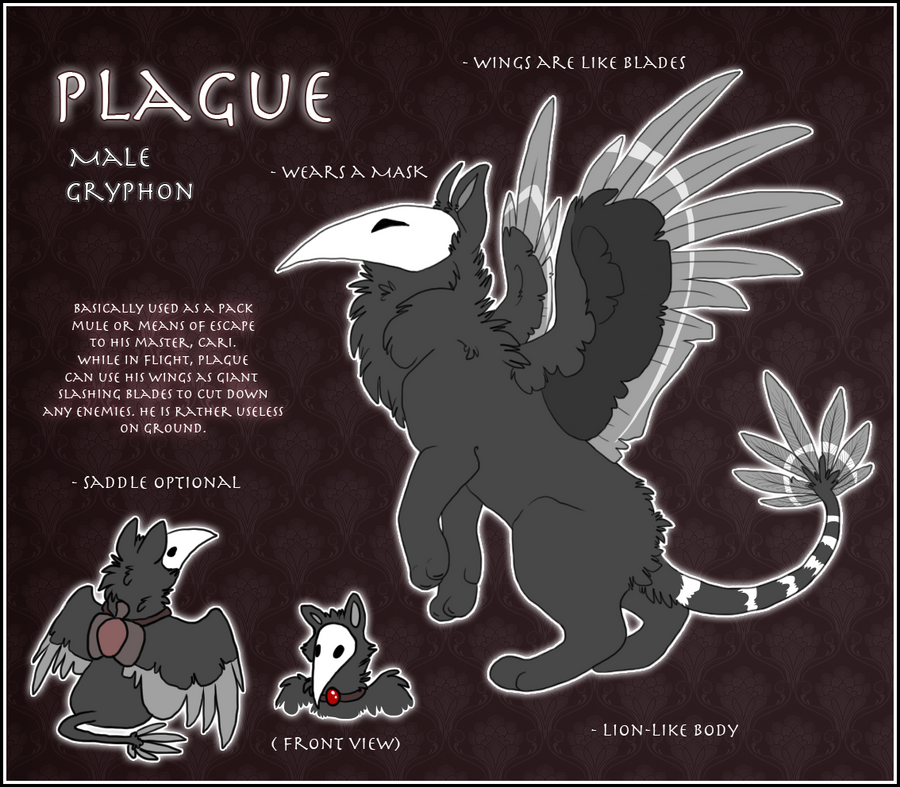 : Plague Reference Sheet : by The-F0X