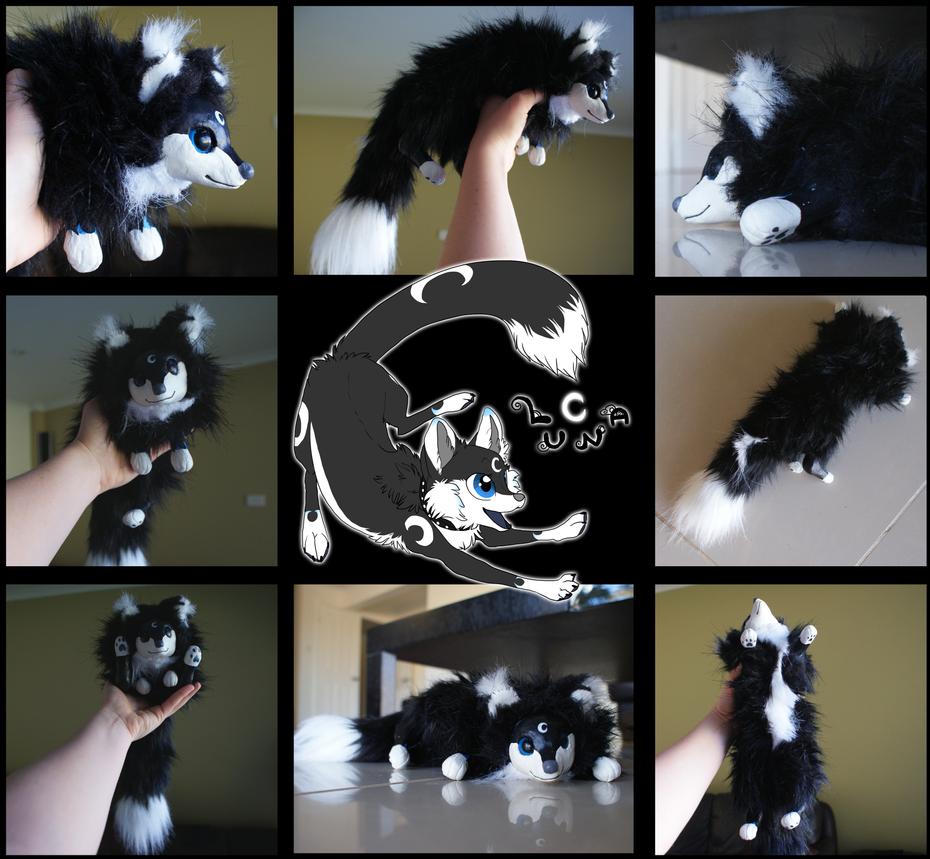 Luna Doll :D by The-F0X