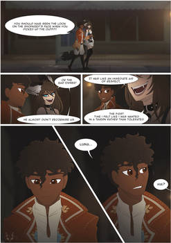 They Suit You Comic Pg.1