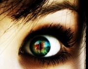 Human Cat Eye by EterNight
