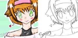 Line Art Comparison