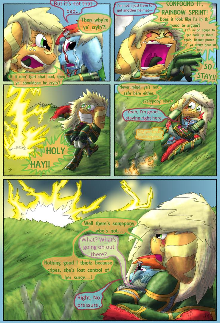 Agents of Hoo-men: 16 by firefanatic