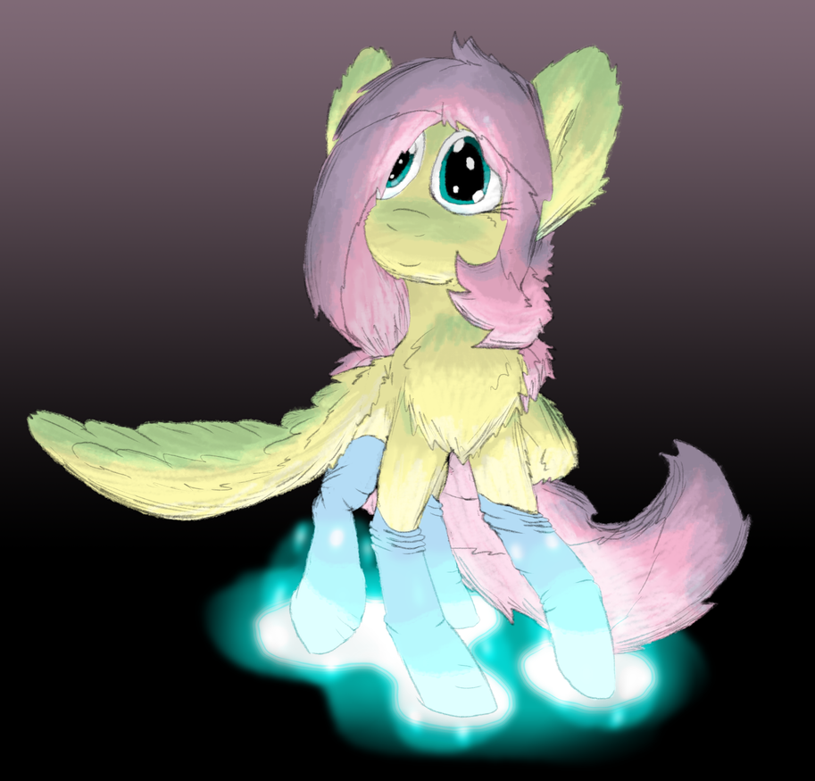 Apprentice Sockmage Flutters by firefanatic