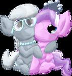 MLAC Entry: Diamond Tiara and Silver Spoon