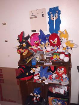 My Sonic Stash so far
