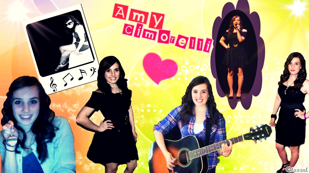 Amy Cimorelli by ralxi