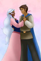 VLD: The Prince-less Altean by AniDragon