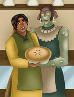 VLD: All You Need is Pie by AniDragon