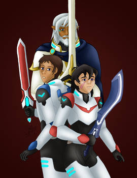VLD: The Red Paladins