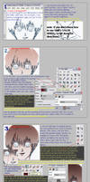 Simple GIMP coloring by Nanidanides