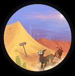 sandy trail (FoA)