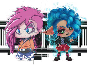 ~Collab~ PinkxBlue