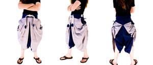 Twill Hakama 2 by Lastwear