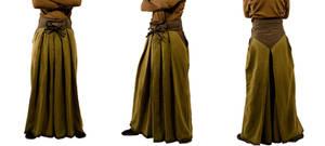 Hakama- Lodenwool by Lastwear