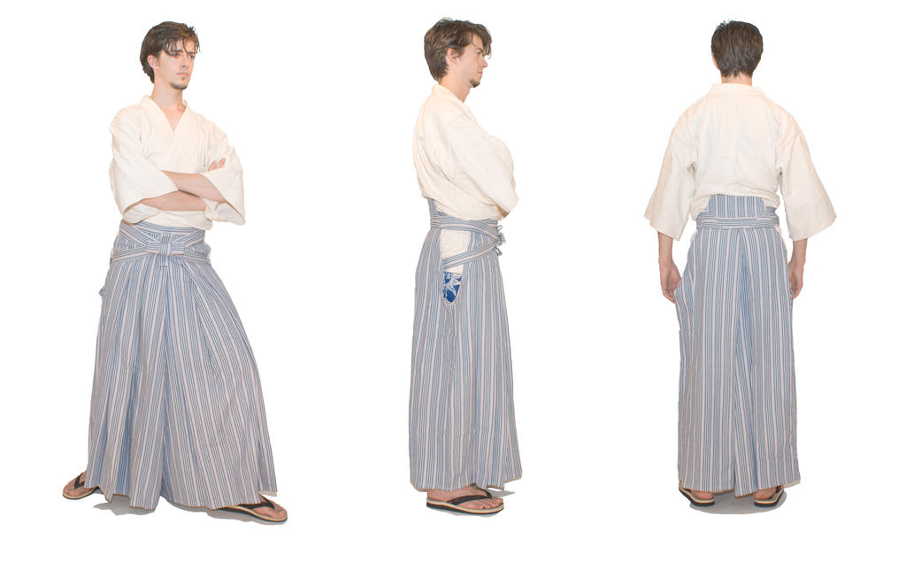 Traditional Hakama by Lastwear on DeviantArt: lastwear.deviantart.com/art/Traditional-Hakama-95354990