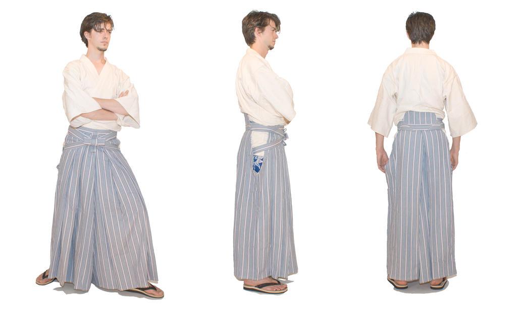 Traditional Hakama By Lastwear On Deviantart