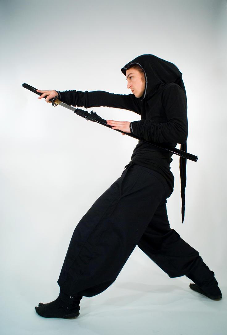 Black Ninja Shoes
