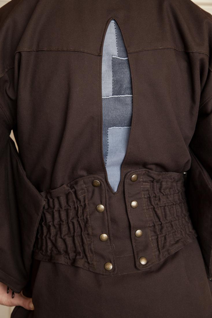Sneek peek of new jacket by Lastwear