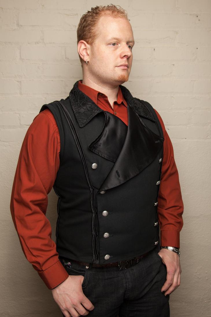 Tux Pinkerton by Lastwear