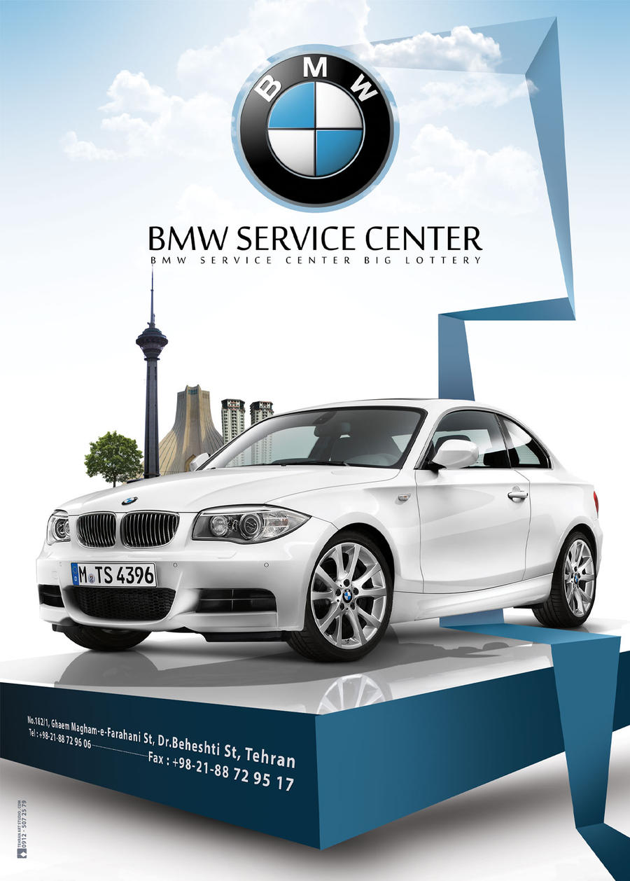 bmw service center by mojtaba sharif on deviantart. Black Bedroom Furniture Sets. Home Design Ideas