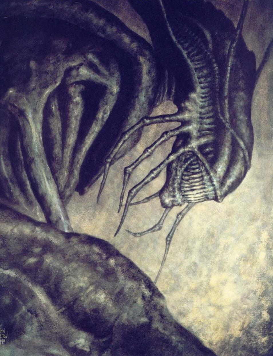 ALIEN: ORIGINS - QUEEN MOTHER EMPRESS IMPERIAL PALATINE ... |Alien Queen Mother