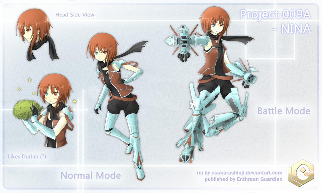 Game Design Character Artist : Game character design by asakurashinji on deviantart