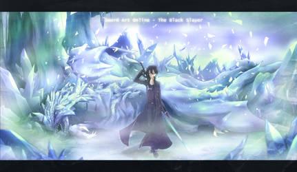 SAO - The Black Slayer by AsakuraShinji