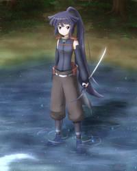 Log Horizon :: Akatsuki by AsakuraShinji