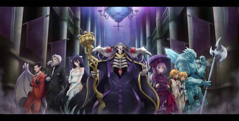 Overlord by AsakuraShinji