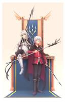 Royal Knights by AsakuraShinji
